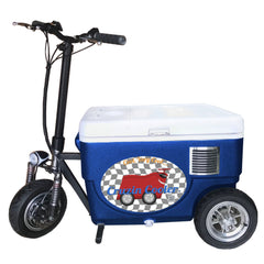 Cruzin Cooler CZ-HB Sport Motorized Ice Chest Scooter
