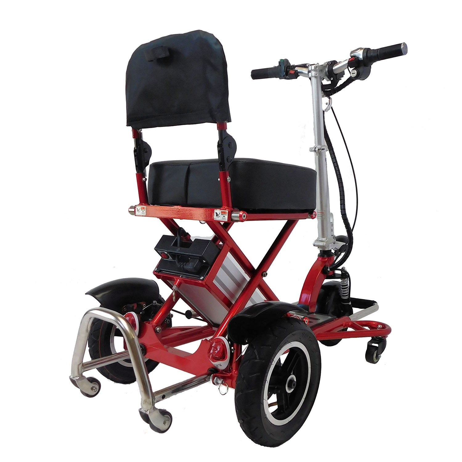 Triaxe Sport Folding 3-Wheel Mobility Scooter