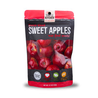 Wise Company Freeze-Dried Sweet Apples 4 Serving Pouch - 6 Pack *NEW ITEM*