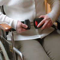 Smart Caregiver Wheelchair Seat Belt Alarm