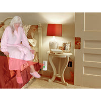 Smart Caregiver Motion Sensor Alarm