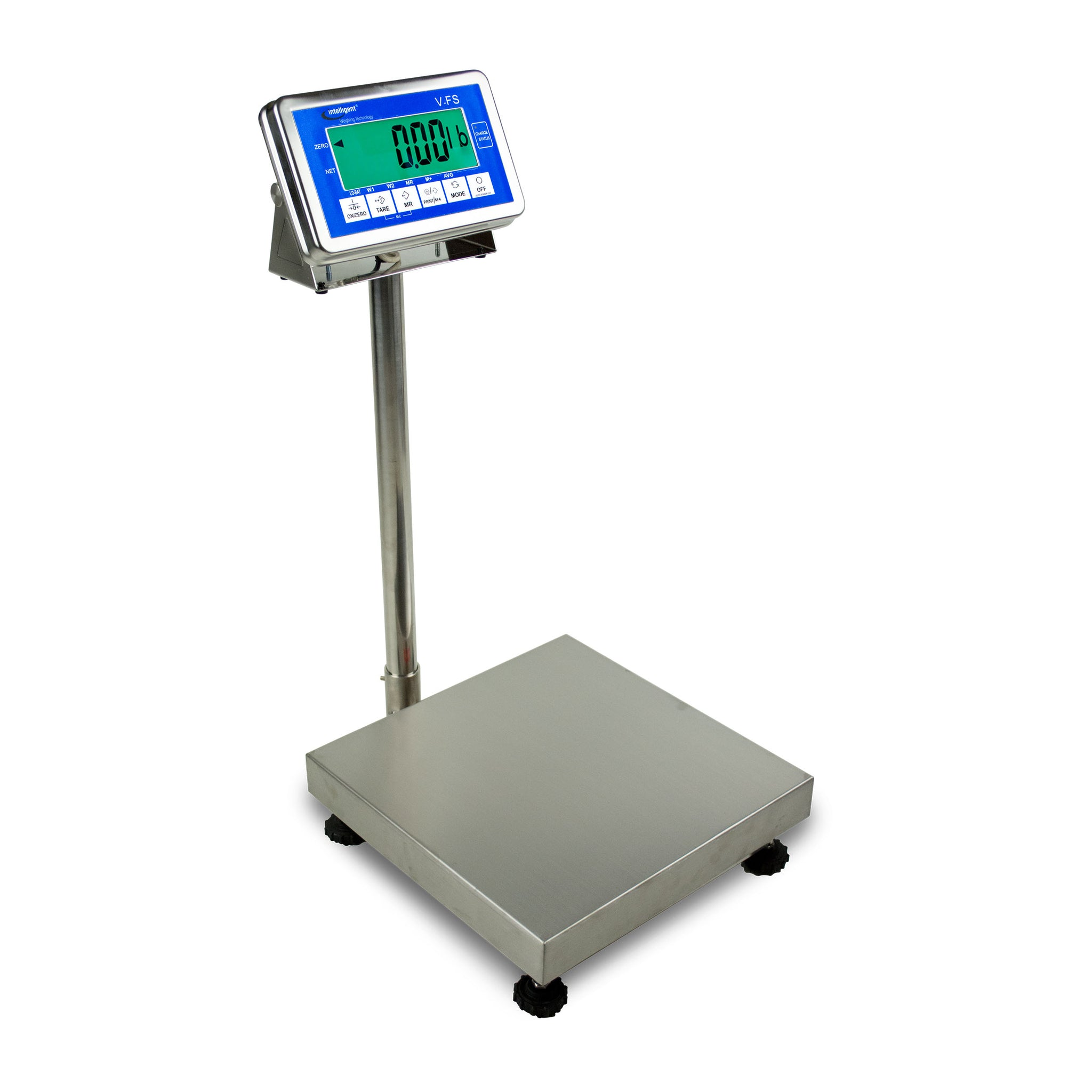 Intelligent Weighing Technology TitanH 200-24 Bench Scale, 200 lb x 0.05 lb, NTEP, Class III