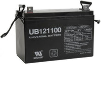 UPG 12V 110Ah GEL Battery