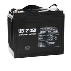 UPG 12V 135 Ah GEL Battery