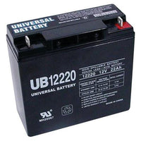 Universal Battery 12V 22 Ah SLA/AGM Battery