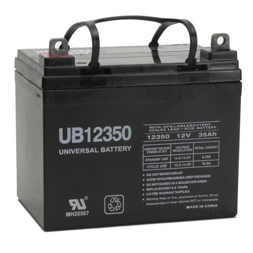 Universal Battery 12V 35 Ah SLA/AGM Battery