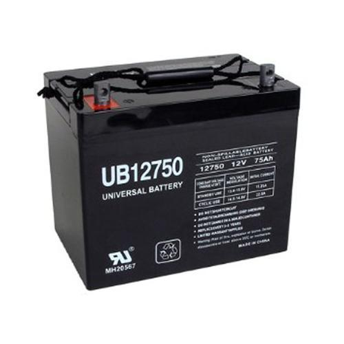 Universal Battery 12V 75 Ah SLA/AGM Battery