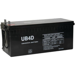 UPG 12V 200 Ah AGM Battery