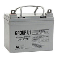 Universal Battery 12V 32 Ah Sealed Gel Battery