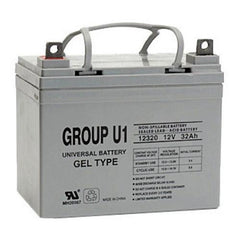 UPG 12V 32 Ah Sealed Gel Battery
