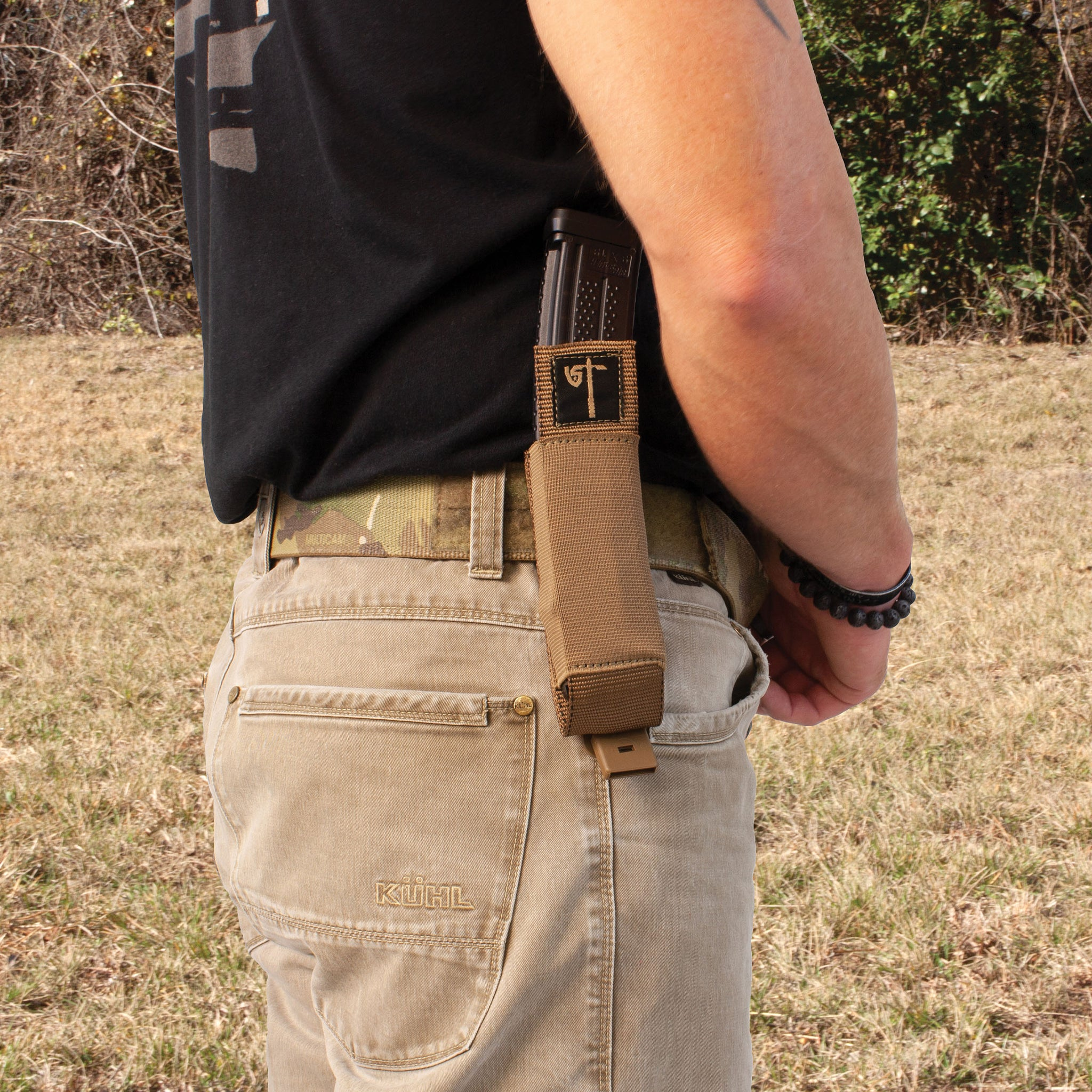 US Tactical Single MP5 Mag Pouch