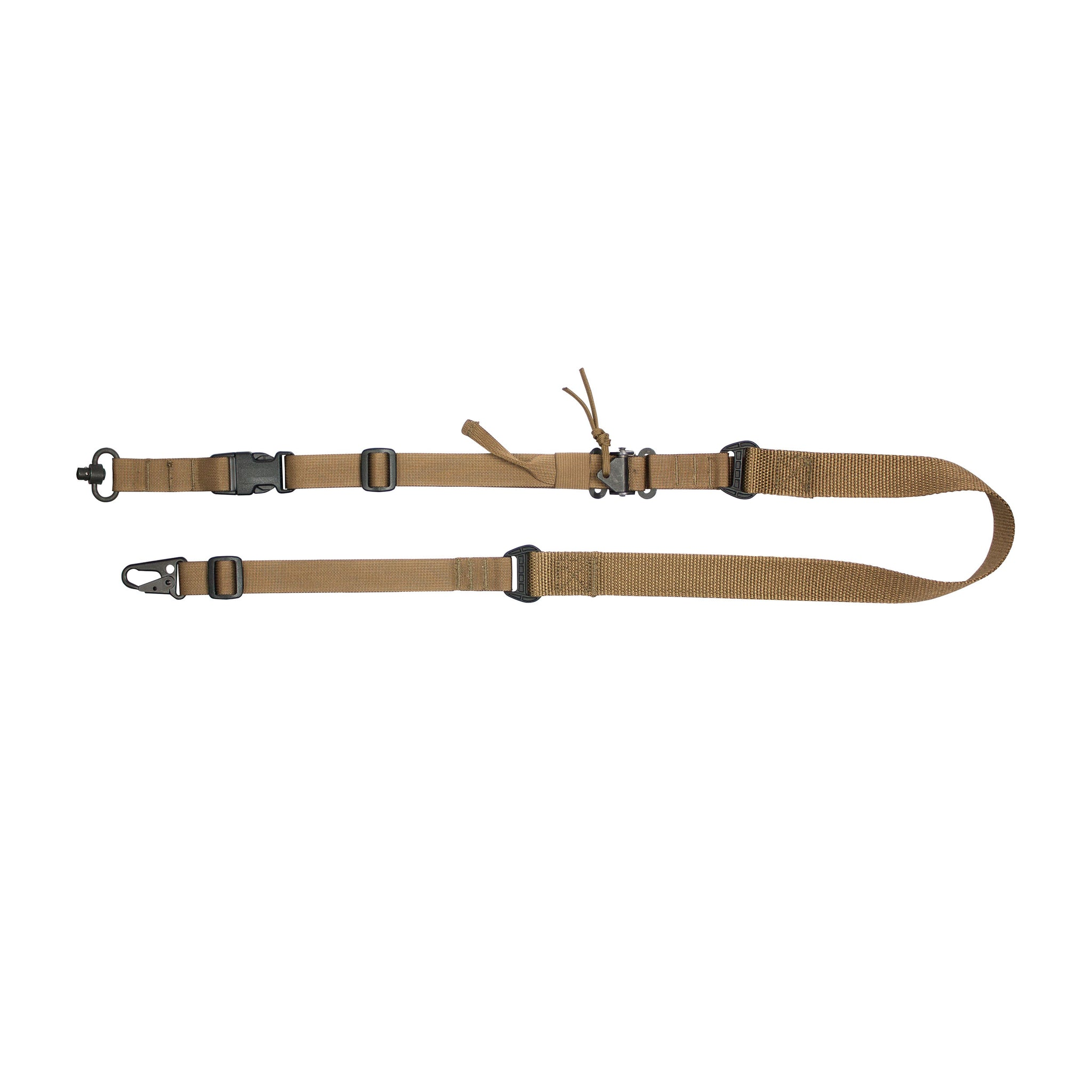 US Tactical D2: 2-Point Rapid Fit Sling with QD Swivels Hook Style