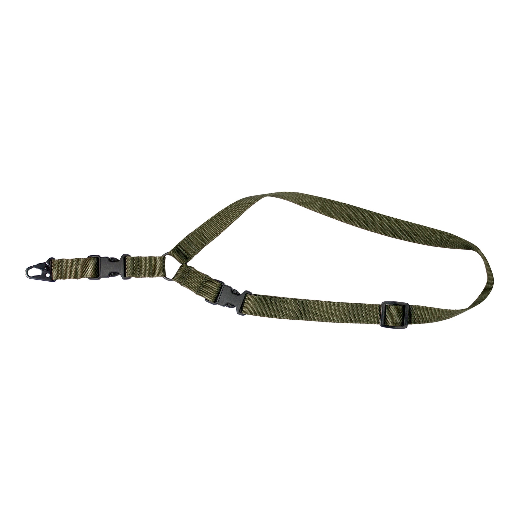 US Tactical S1: Single-Point Tactical Sling with Standard HK Hook