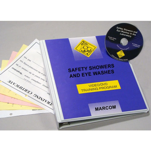 MARCOM Safety Showers and Eye Washes in the Laboratory Program