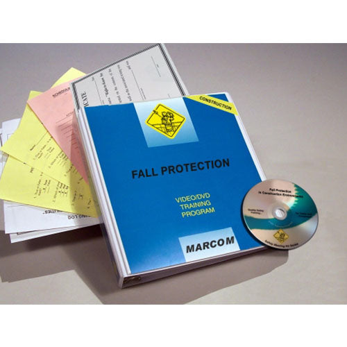 MARCOM Fall Protection in Construction Environments Program