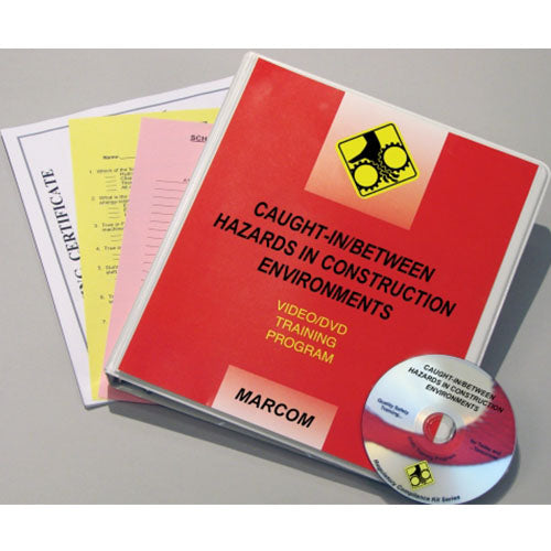 MARCOM Caught-In/Between Hazards in Construction Environments Program