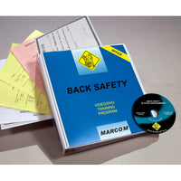 MARCOM Back Safety in Office Environments Program