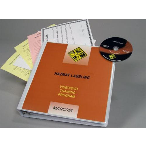 MARCOM HAZWOPER: HAZMAT Labeling Program