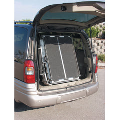 PVI Ramps Rear Door Van Multi-Folding Wheelchair Ramp