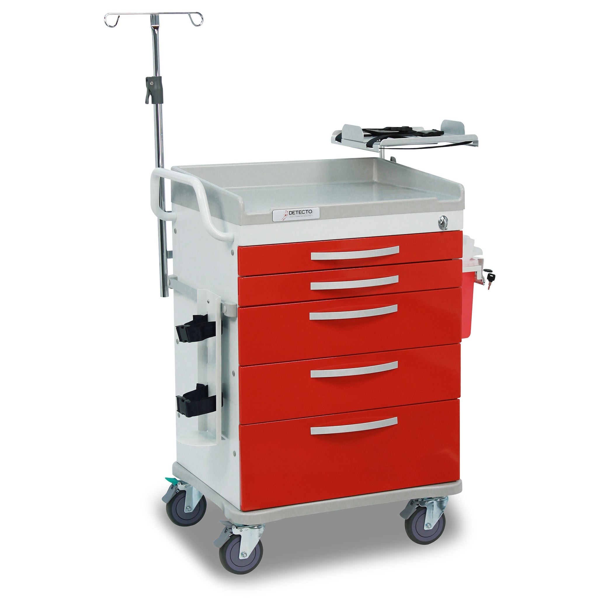 Detecto Whisper Series ER Medical Cart