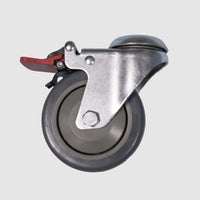 "Bestcare 4"" Rear Patient Lift Caster with Brake"