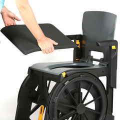 WheelAble Solid Closed Seat Overlay