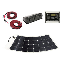 Zamp Solar 100-Watt Flexi Roof Mount Kit