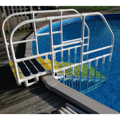 AquaTrek Non-Slip Forward Walking Pool Ladder System