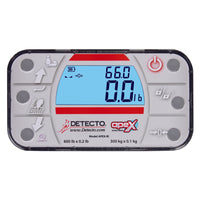 Detecto APEX RI Remote Indicator Portable Physician Scale
