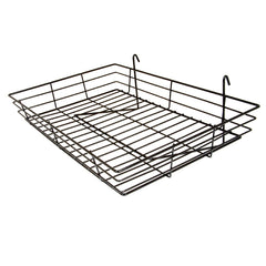 "Econoco 1/4"" Wire Basket Tray For Grid Panel"