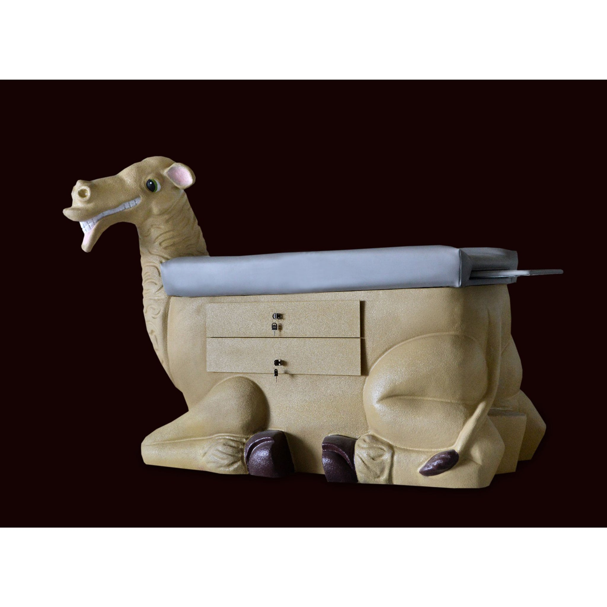Pedia Pals 7300DT Zoopal Camel Pediatric Examination Table
