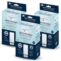 Care Active Men's Reusable Incontinence Brief (3-Pack)