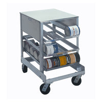 PVI Food Service Half Size Can Rack