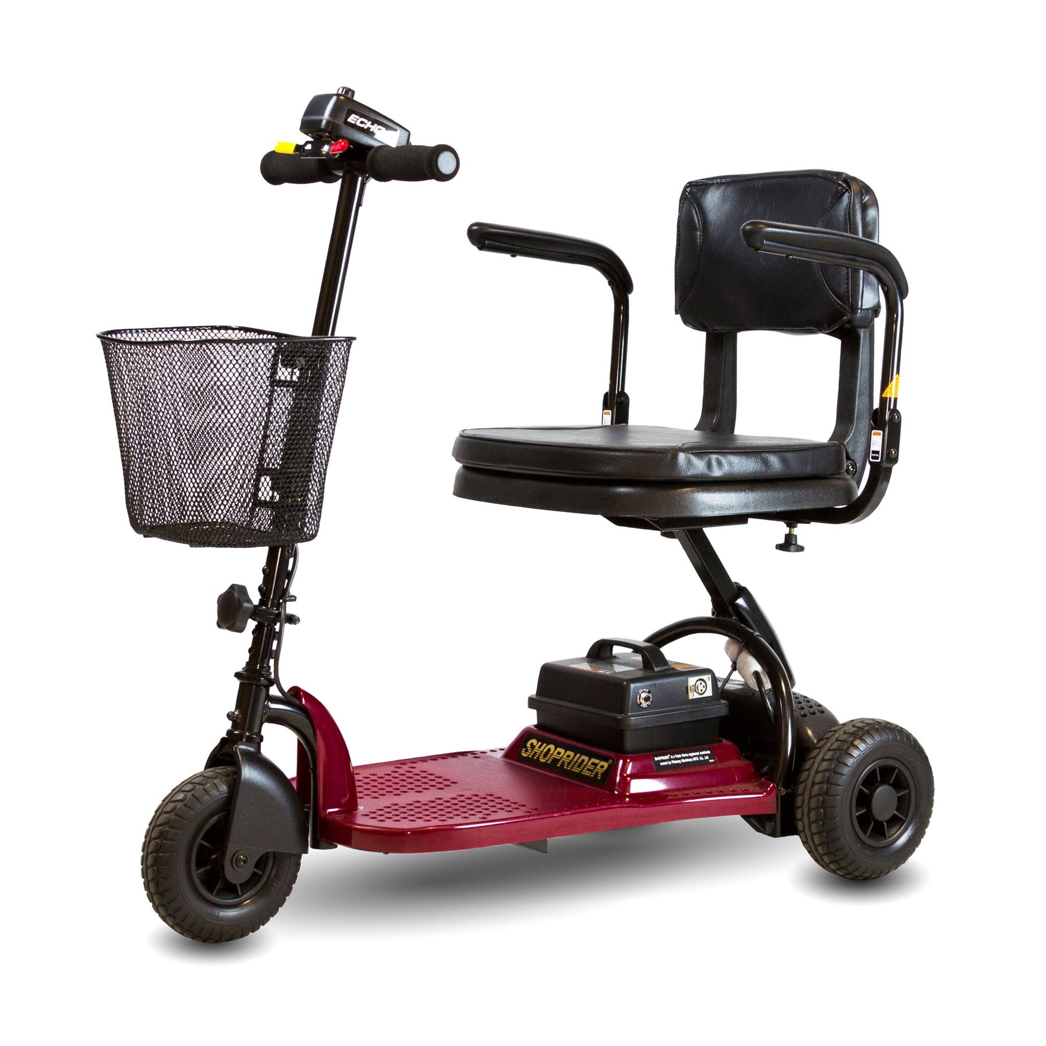 Shoprider Echo 3-Wheel Mobility Scooter