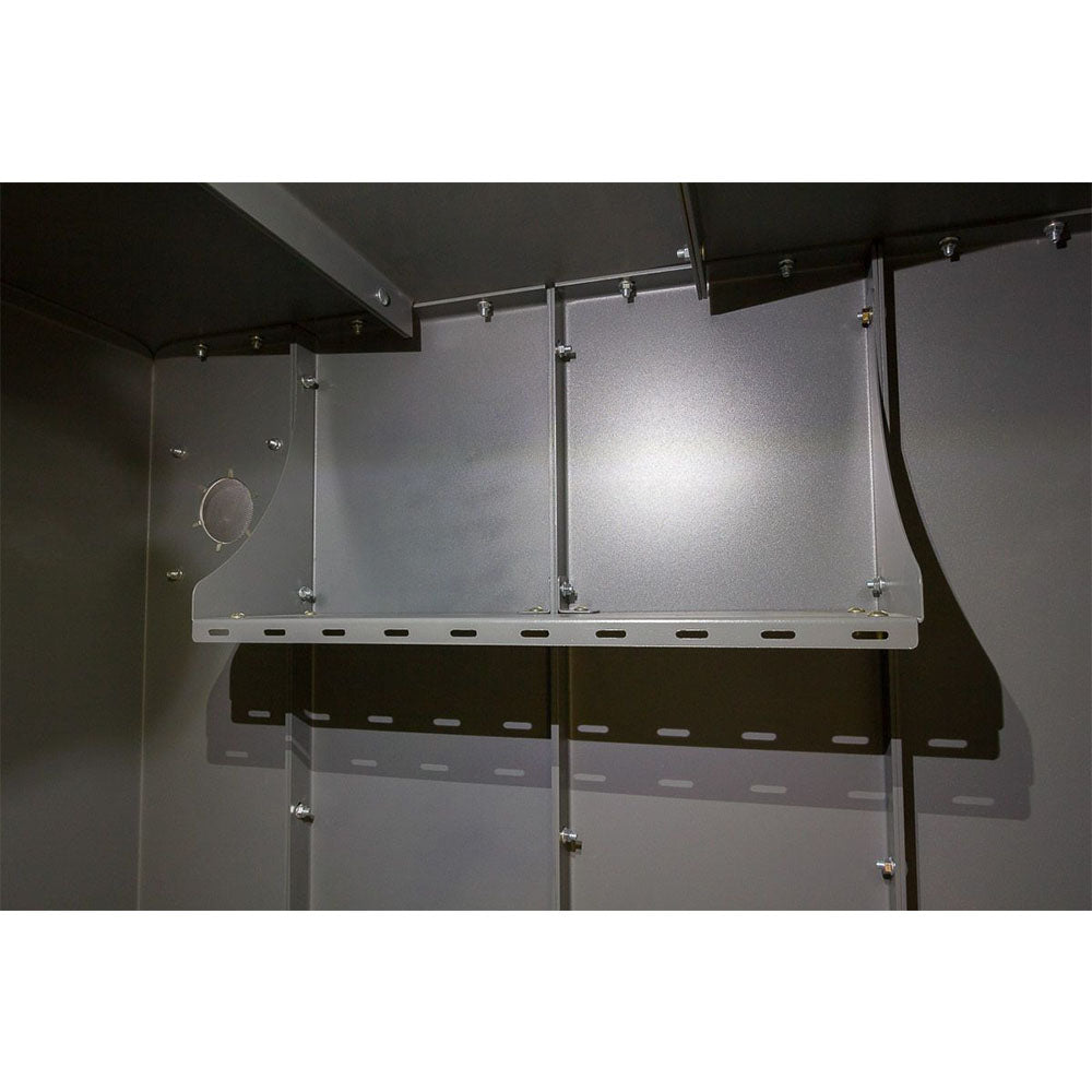 Swisher ESP Double Panel Large Shelf