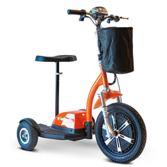 EWheels EW-18 Turbo Stand-Or-Ride 3-Wheel Mobility Scooter