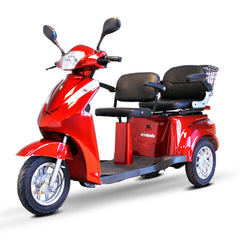 EWheels EW-66 Heavy-Duty 3-Wheel Mobility Scooter