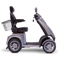 EWheels EW-72 Heavy-Duty 4-Wheel Mobility Scooter