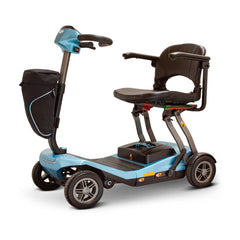 EWheels REMO Auto-Flex Folding 4-Wheel Travel Mobility Scooter