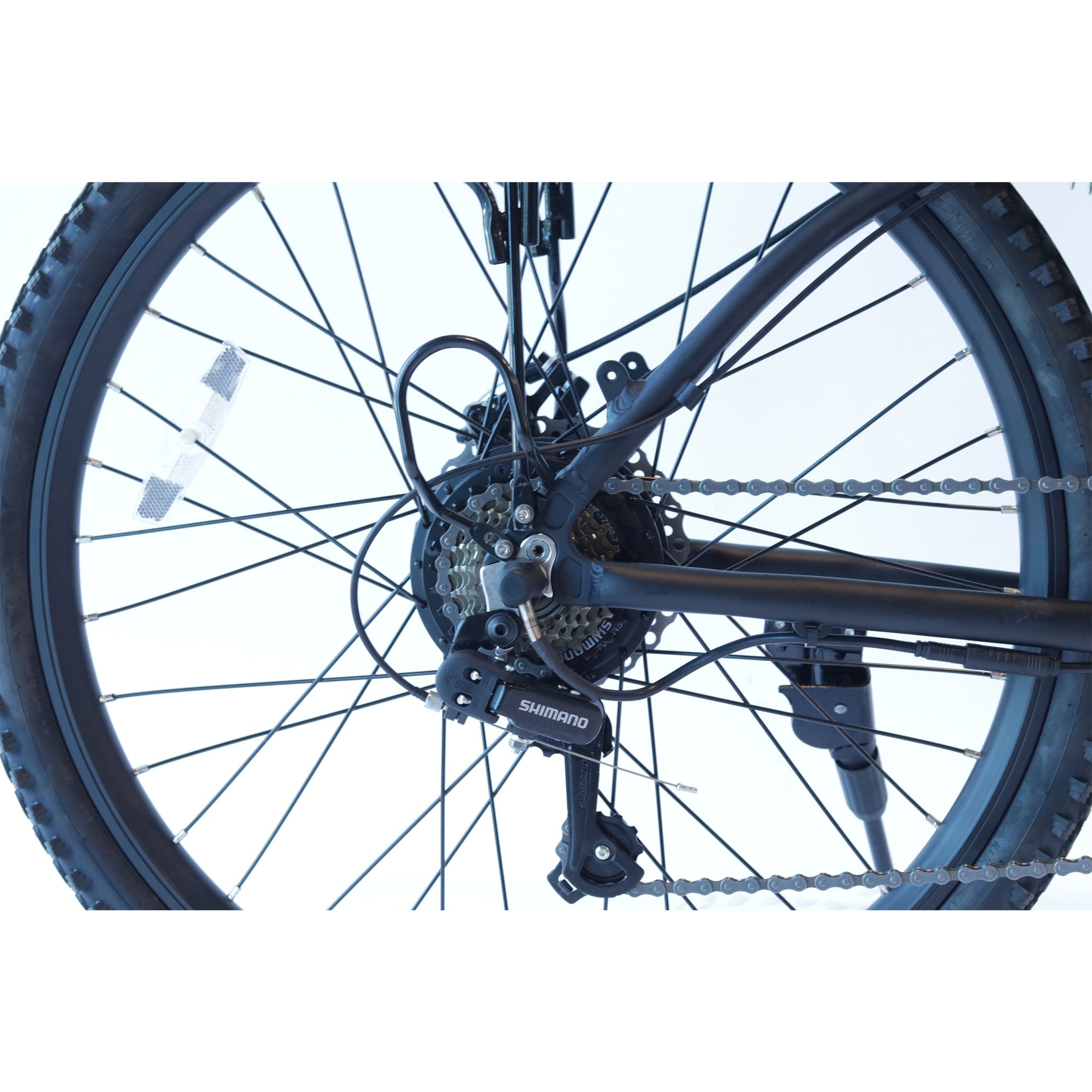 E-Wheels EW-Rugged Electric Mountain Bike