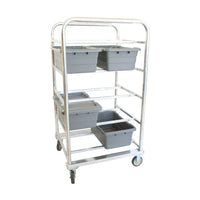 PVI Food Service Heavy Duty Lug Cart