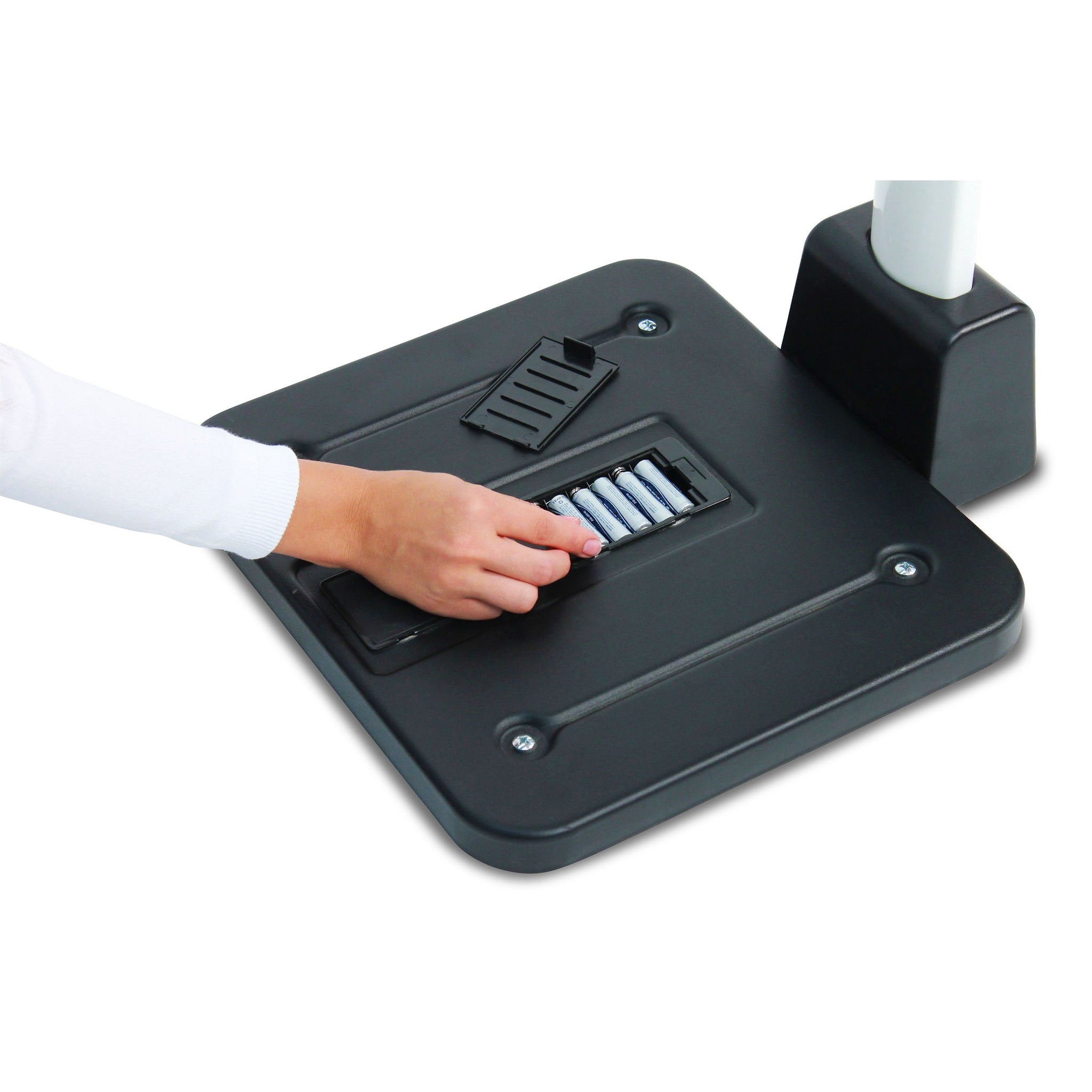 Detecto Icon Digital Physician Scale With Sonar Height Rod