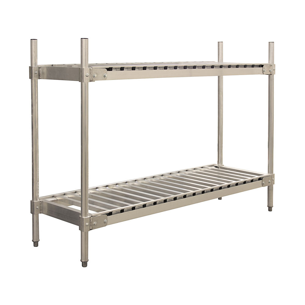 PVI Food Service Keg Shelving Unit