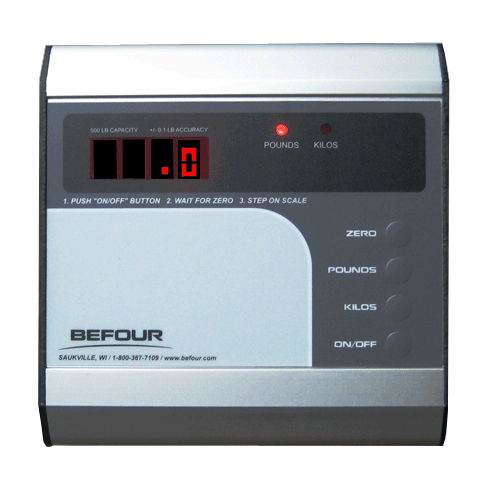 Befour FS-0900 Column Scale