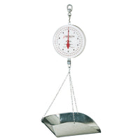 Detecto MCS Series Hanging Dial Scale with Scoop