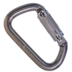 "Omega Pacific 1/2"" Modified D NFPA 3-Stage Quik-Lok Carabiner"