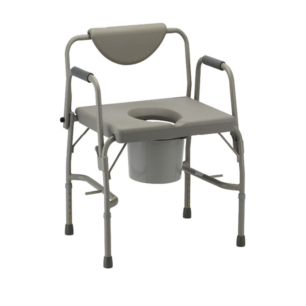 MOBB Heavy Duty Commode Chair