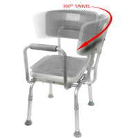 MOBB Swivel Shower Chair 2.0