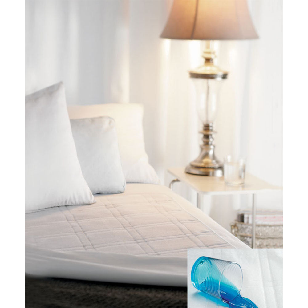 MOBB Health Care Cotton Bed Protector Pads