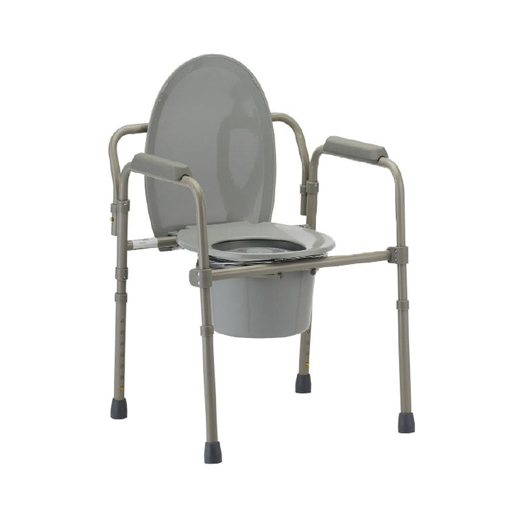 MOBB Folding Commode Chair